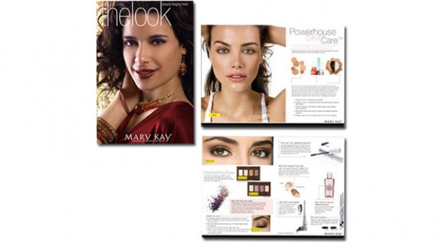 Mary Kay Look Book